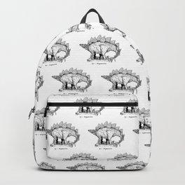 Figure One: Stegosaurus Backpack