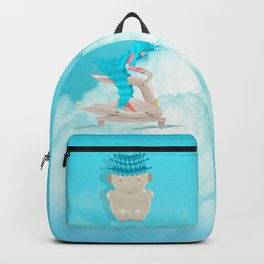 bunny girl Flight Time Backpack