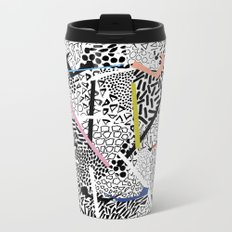Graphic 83 Metal Travel Mug