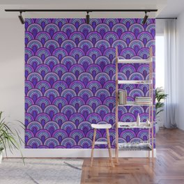 60's Patterns 2 Wall Mural