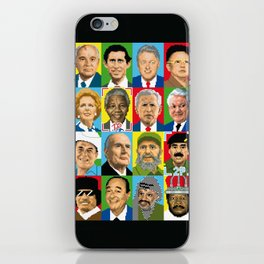 select your politic iPhone Skin