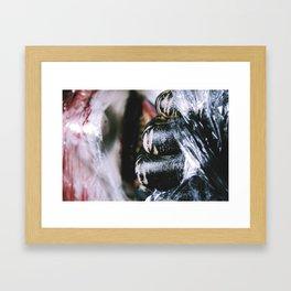 Wrapped In Plastic 3 Framed Art Print