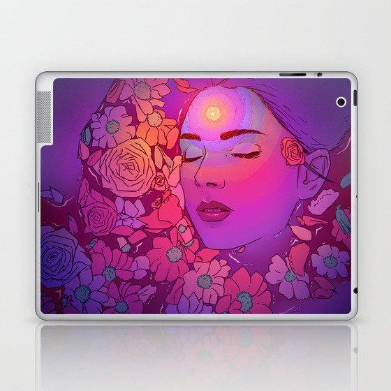 Floral Bath 2 | 2018 Laptop & iPad Skin