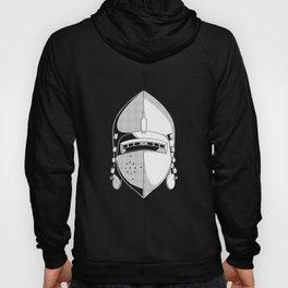 Knight Helmet Hoody