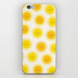 Sunny Days iPhone Skin