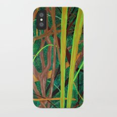Linear Nature iPhone X Slim Case