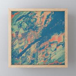 XĪ _ Framed Mini Art Print