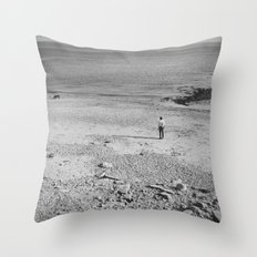 tell me no lies, make me a happy man... Throw Pillow