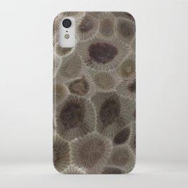 Petoskey Stone iPhone Case