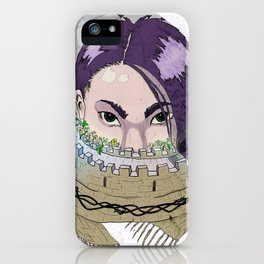 Tough Scarf iPhone Case