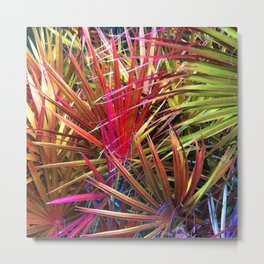 Tropical Riot Metal Print
