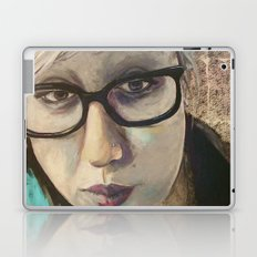 Smart Girl At The Party Laptop & iPad Skin