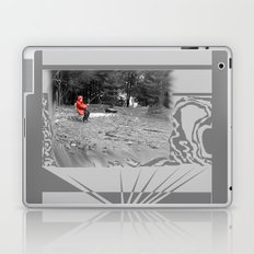 Sad Child Laptop & iPad Skin