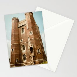Tattershall Castle Side View - Lincolnshire Stationery Cards