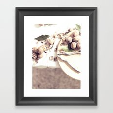 Still Life of Dried Fruits - Fine Art Photo, Interior design, interior decoration, wall decorations, Framed Art Print