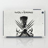 x men iPad Cases featuring X-MEN by bimorecreative