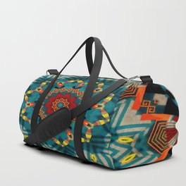 Spiral Mind Duffle Bag