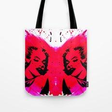 Marilyn Monroe. Tote Bag