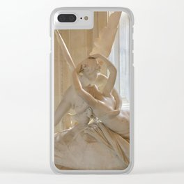 A Kiss is so Complicated Clear iPhone Case