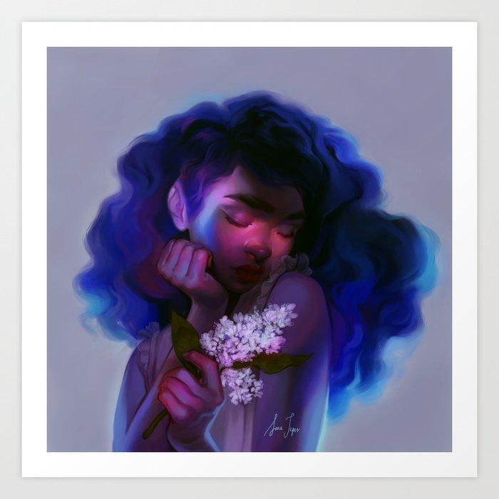 Lilac by Sara Tepes