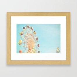 F-U-N Framed Art Print