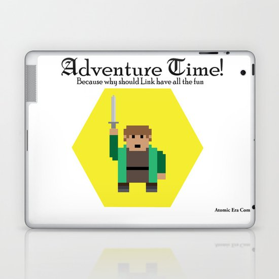 Adventure Time! Laptop & iPad Skin
