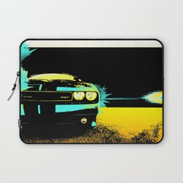 Time Lapse Bullet Laptop Sleeve