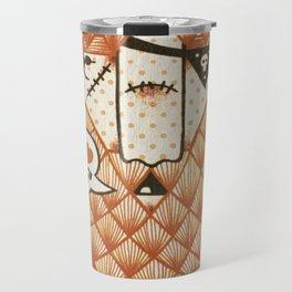 I <3 CF PIRATE Travel Mug