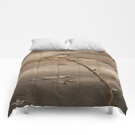 A Lonely Lady Tuft Comforters