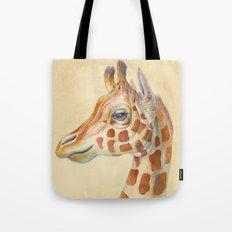 Giraffe #2 Tote Bag