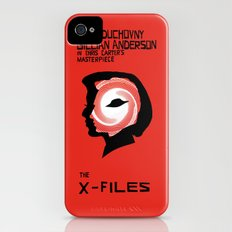 The X-Files as Vertigo iPhone (4, 4s) Slim Case