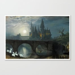 Magical Nostalgia Canvas Print