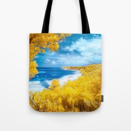 Desert Beach Tote Bag