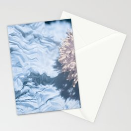 Blue Texture I Stationery Cards