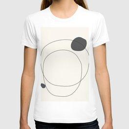Abstract line art 79 T-shirt