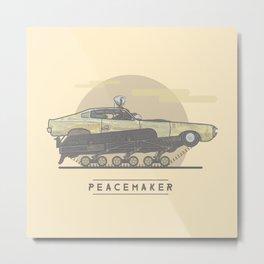 Mad Max: Fury Road - Peacemaker Metal Print