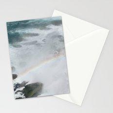 Rainbow of Niagara Falls Stationery Cards