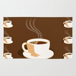 The Perfect Cup Of Coffee Rug