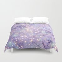 waldo Duvet Covers featuring Each Moment of the Year Has Its Own Beauty by soaring anchor designs