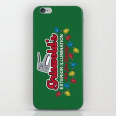 Griswold's Exterior Illumination iPhone & iPod Skin