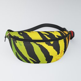 Rainbow Tiger Fanny Pack