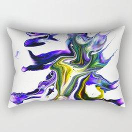 Color Dance Rectangular Pillow
