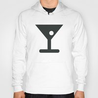alcohol Hoodies featuring Alcohol by Alejandro Díaz