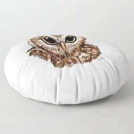 Wise 'Ole Owl Floor Pillow