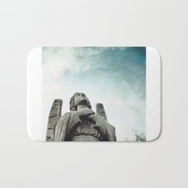 Stone Angel Bath Mat