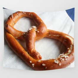 Pretzel Perfection Wall Tapestry