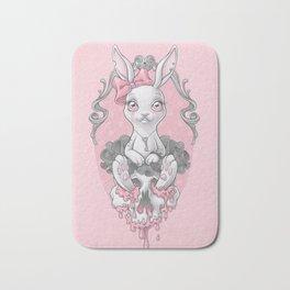 Princess Bunny Bath Mat