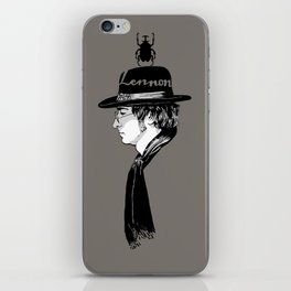 Lennon.John iPhone Skin