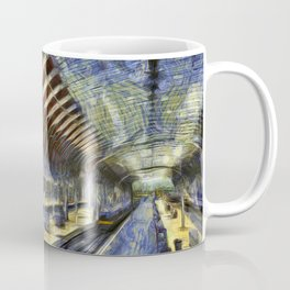 Paddington Railway Station Art Coffee Mug
