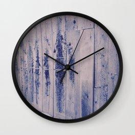Boards Wall Clock